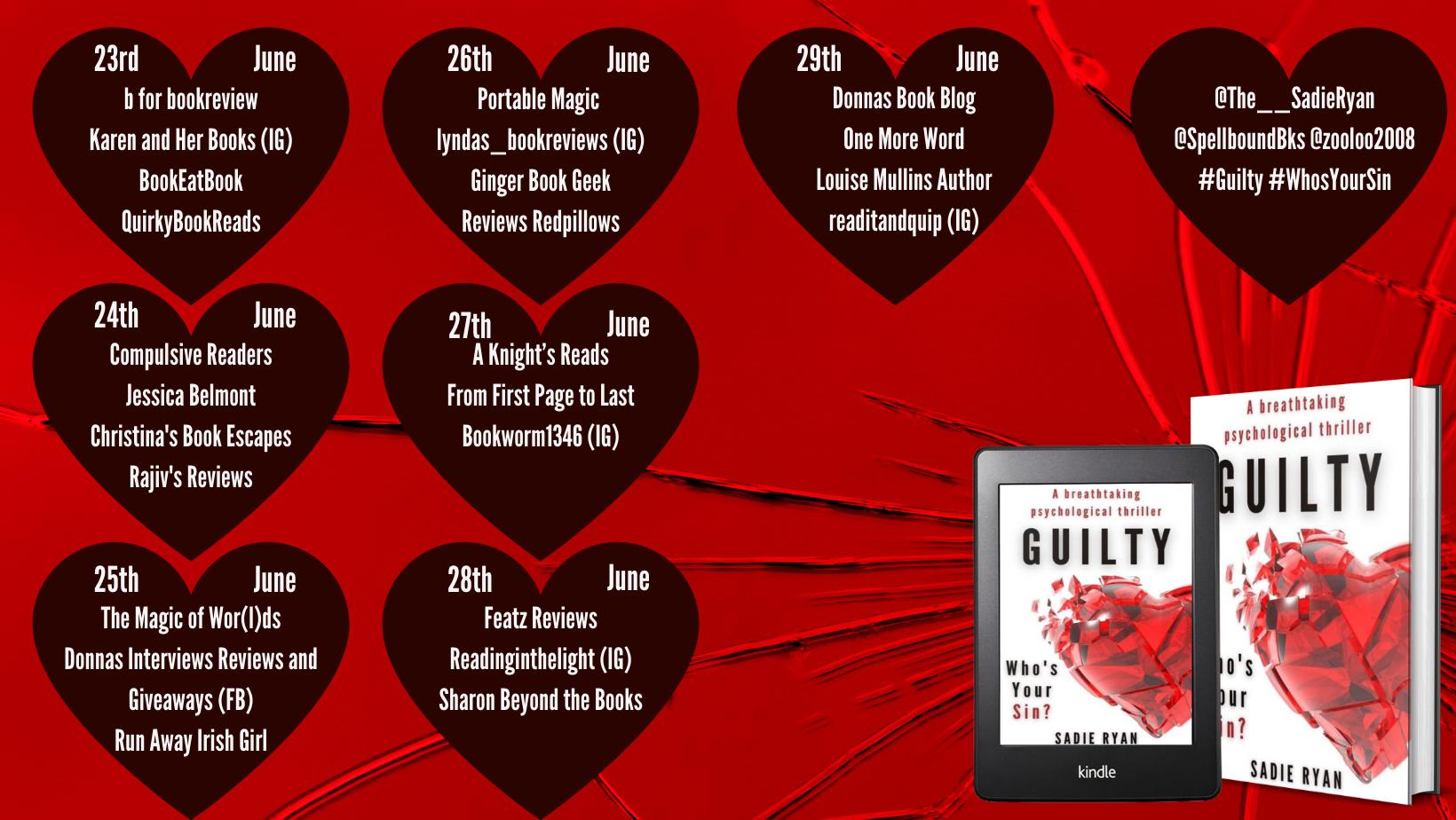 Guilty Tour Poster (1)