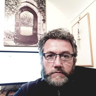 Kevin McManus Author Photo
