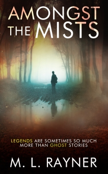 Amongst the Mists Book Cover